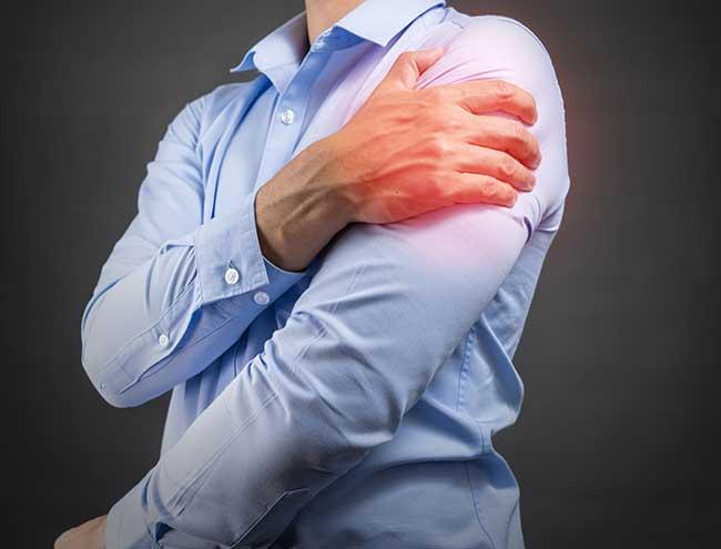 Dolori alla spalla